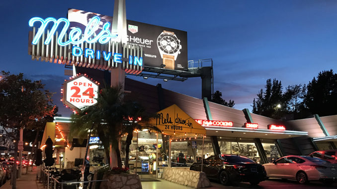 Mel S Drive In Historic Hollywood Diner The Alternative